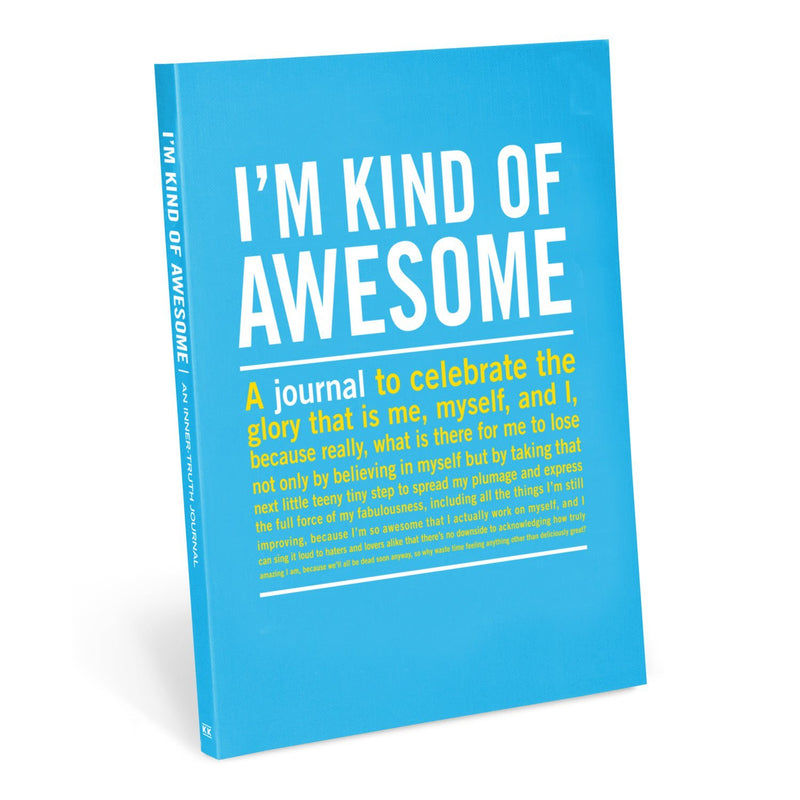 I'm Kind of Awesome Journal