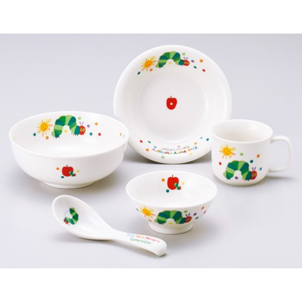 The Very Hungry Caterpillar | Tableware | Fruit Plate