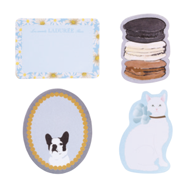 Sticky Note Set | Marguerites