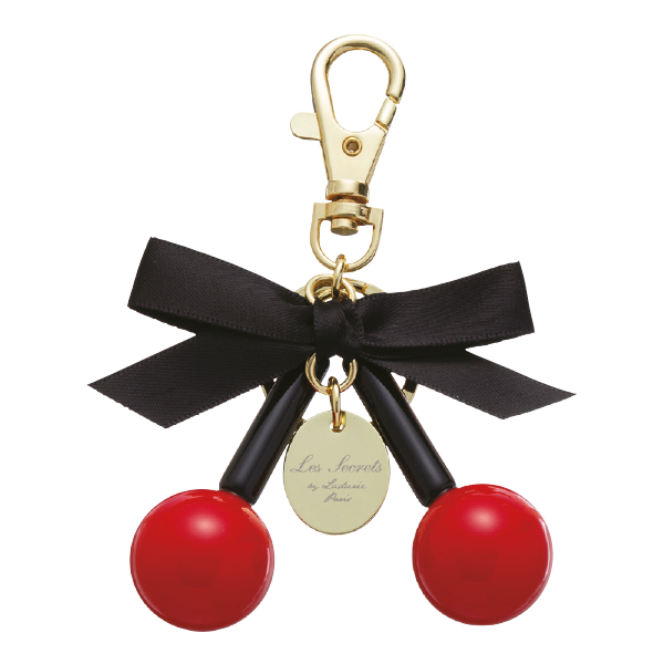 Cherry Key Holder | Cerise Rouge