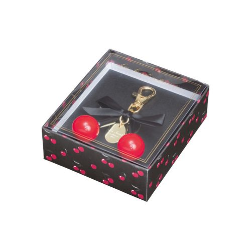 Cherry Key Holder | Cerise Rouge (3814551715874)