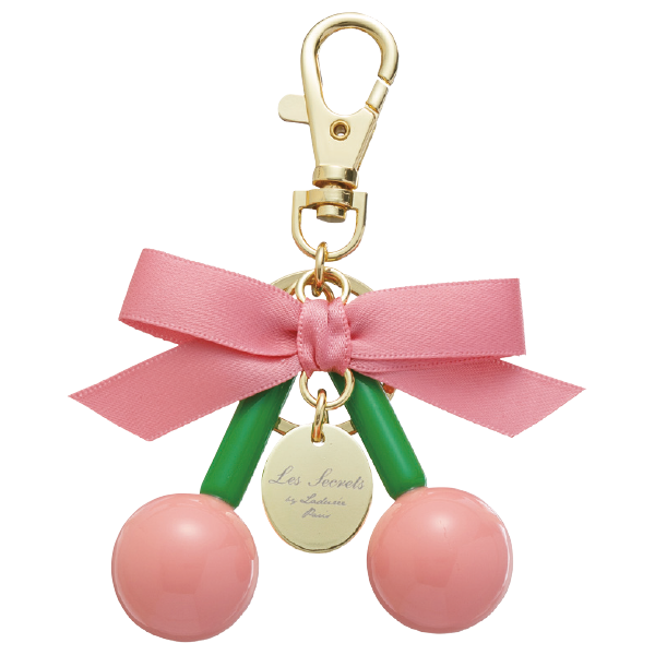 Cherry Key Holder | Cerise Rose