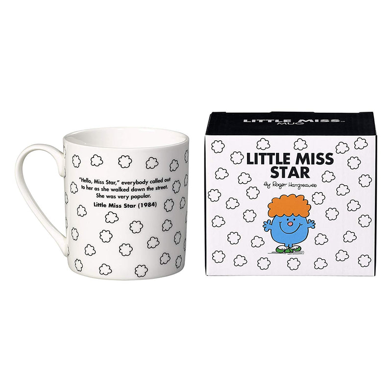 Little Miss Star Mug | White (1766914687010)