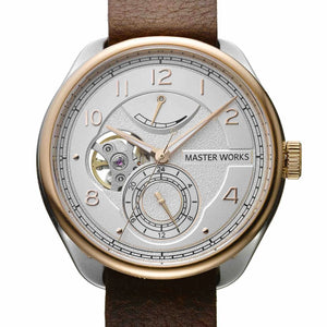 Master Works | Gents Watch | MW08SRS-FDBRO8