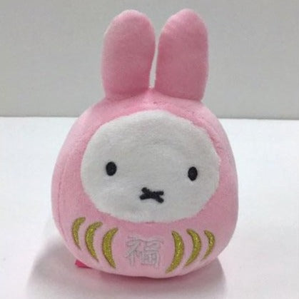 Miffy | Key Chain | Fortune Daruma | Sakura Color
