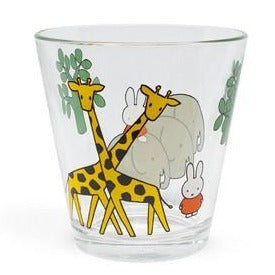 Miffy | Glass | Elephant Giraffe | 正價 (4691679805514)