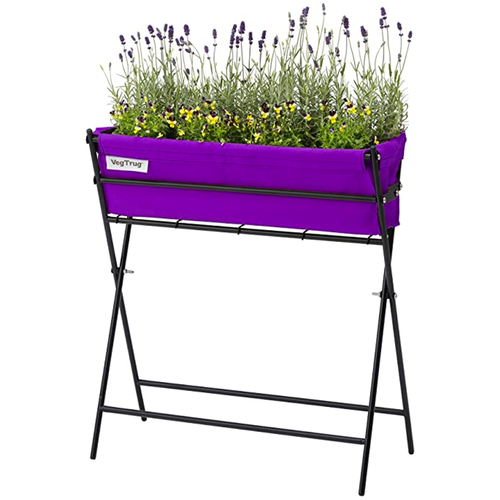 Foldable Planter | Mini Poppy Purple | 正價