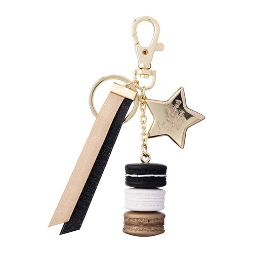 Macarons Key Holder | Noir et Or (4570246447178)