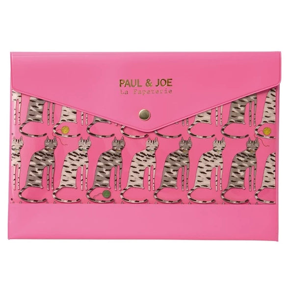 A5 Stationery Case - Sister Cats