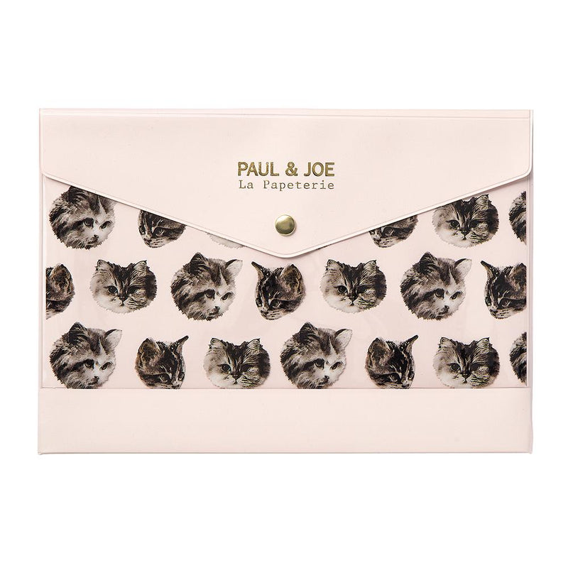A5 Stationery Case - Cat Cat Cat