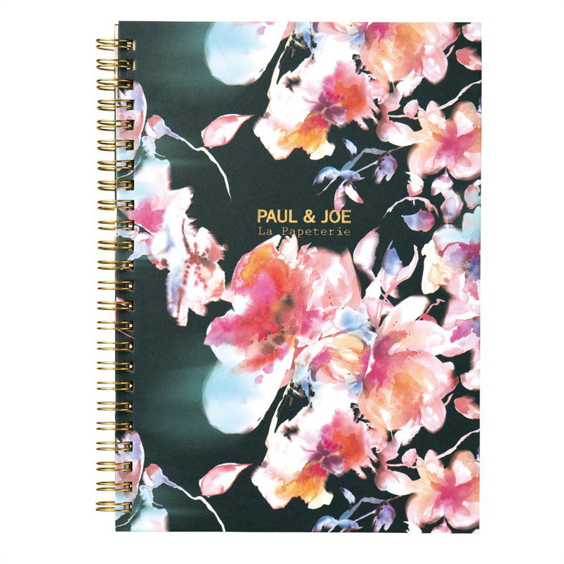 A5 Notebook - Pastel Aquarelle Violet (238628372491)