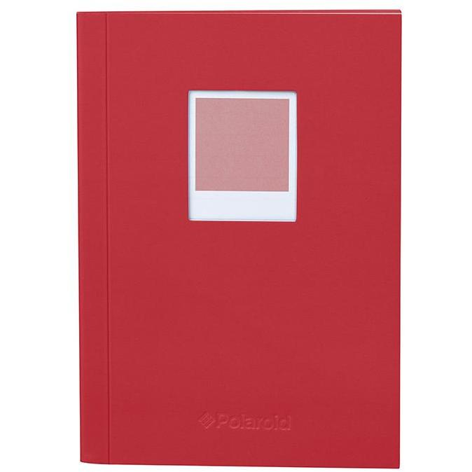 Soft Touch Small Notebook Red (197178884107)