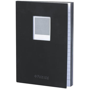 Soft Touch Small Notebook | Black