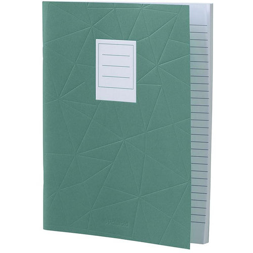 Lined Jotter Notebook Large | Turquoise (197178294283)