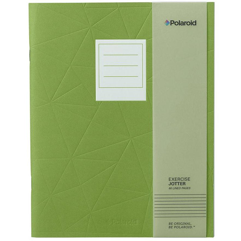 Lined Jotter Notebook Large | Green