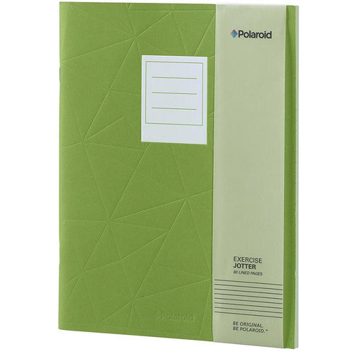 Lined Jotter Notebook Large | Green (197178064907)