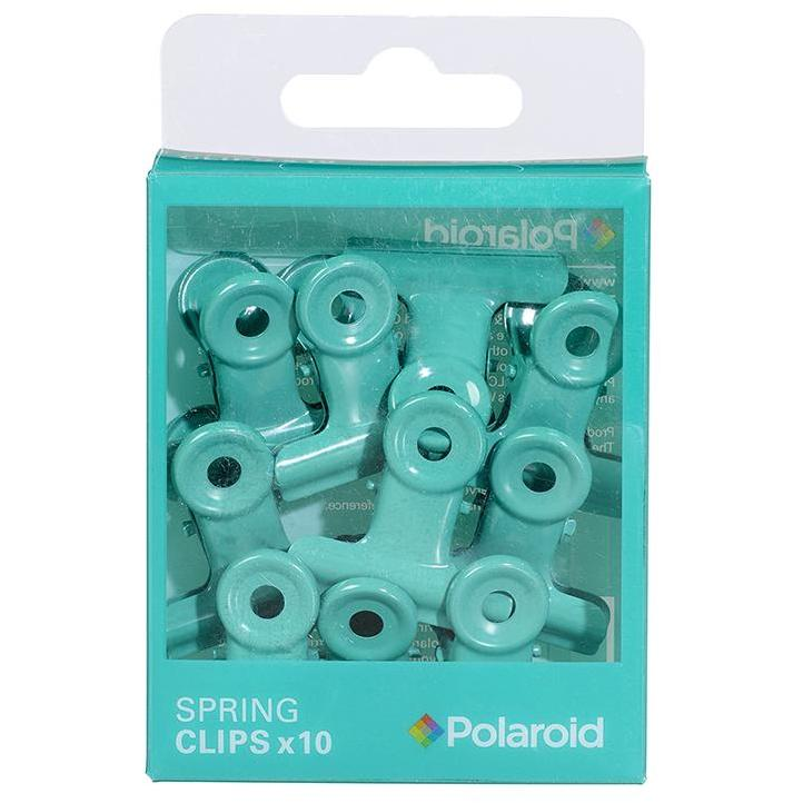 Spring Clips - Turquoise