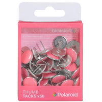 Thumb Tacks - Pink