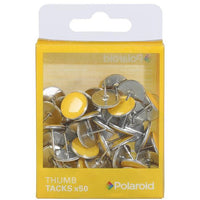 Thumb Tacks - Yellow