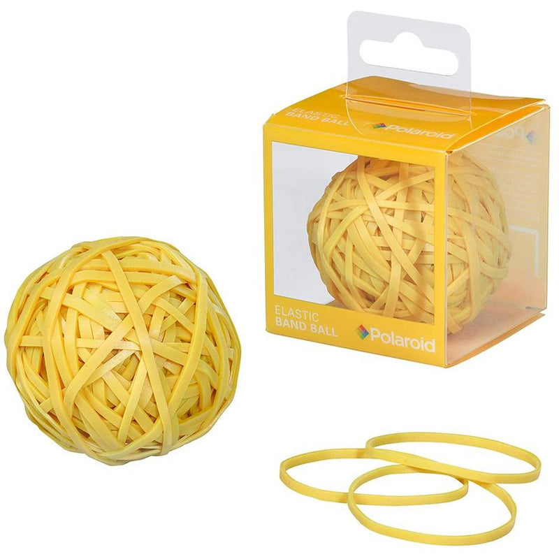 Elastic Band Ball - Yellow (197176524811)