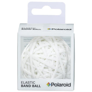 Elastic Band Ball - White