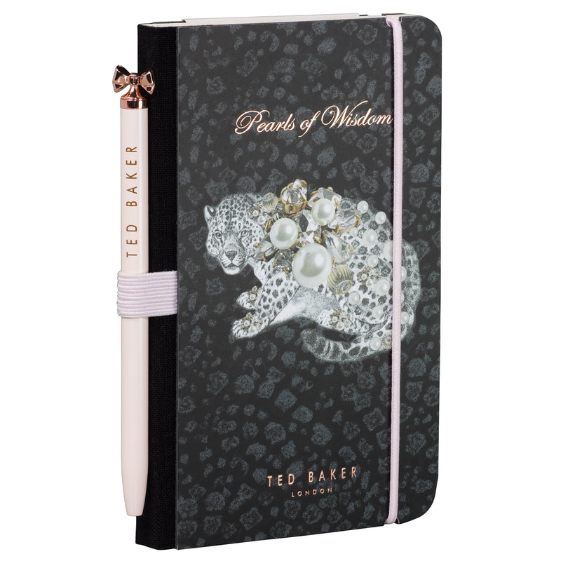 Mini Notebook & Pen | Treasured Fauna (197174525963)