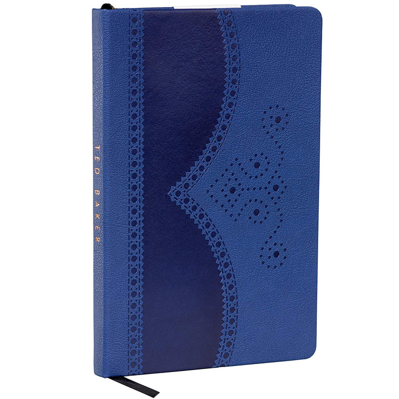 A5 Notebook | Textured Blue (197173608459)