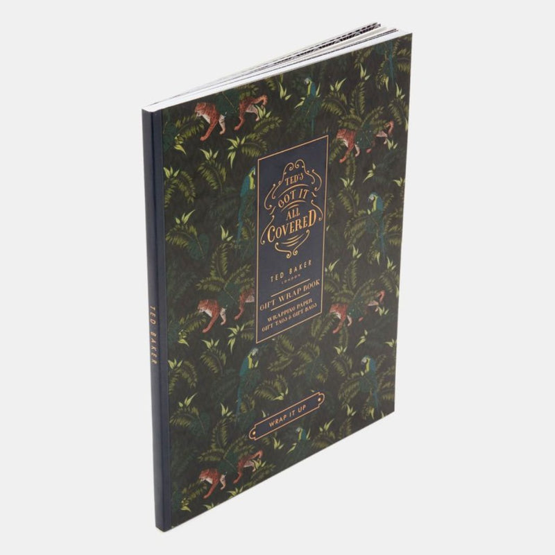 Gift Wrap Book | Gents