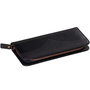 Pencil Case | Black Brogue