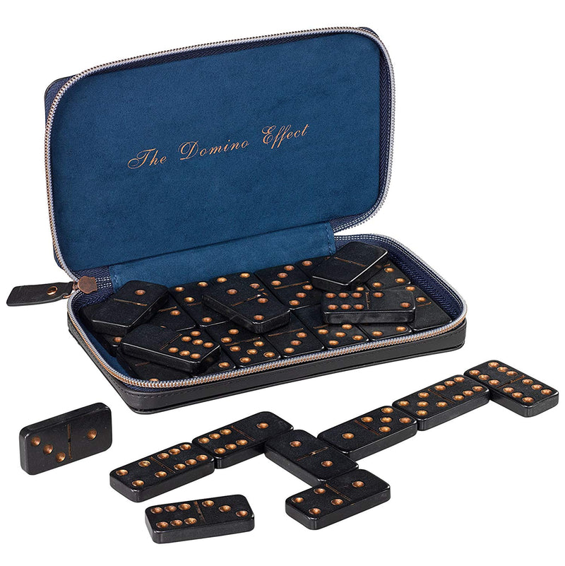 Dominoes Set | Black Brogue
