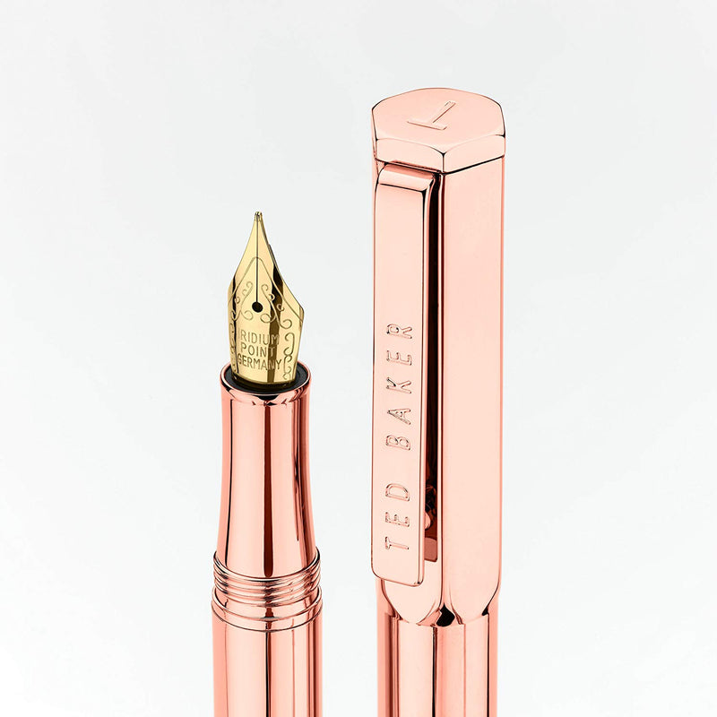 Premium Fountain Pen | Rose Gold