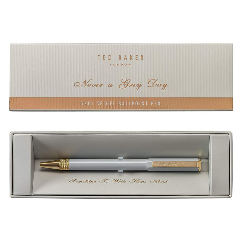 Premium Ballpoint Pen | Grey Spinel