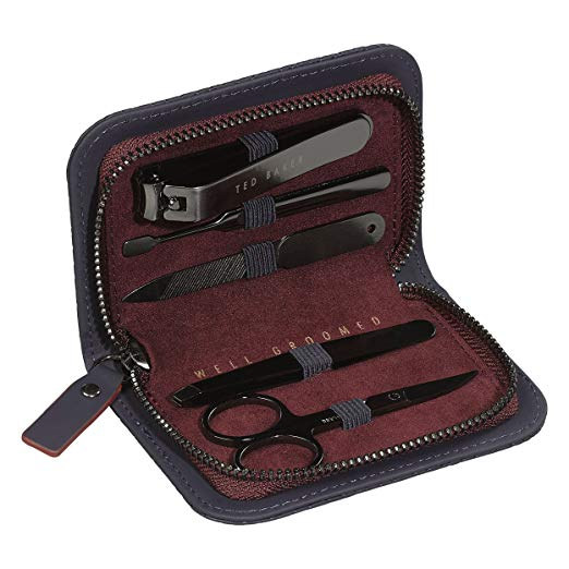 Manicure Kit | Blue Cadet (562130780194)