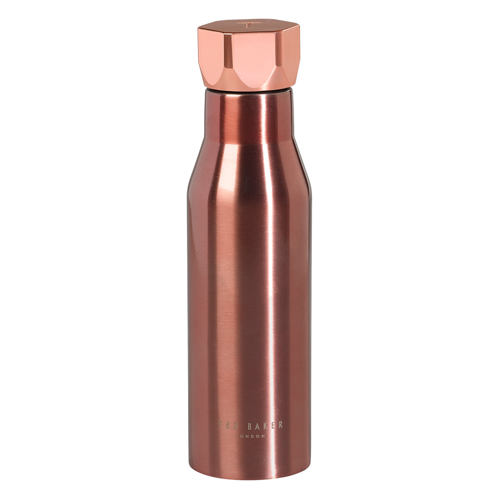 Water Bottle Hexagonal Lid | Rose Gold