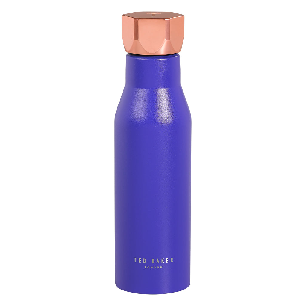 Water Bottle Hexagonal Lid | Electric Blue Saphire