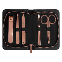 Manicure Set | Black Splendour