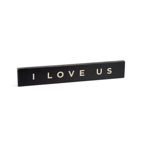Rough Signs | I Love Us