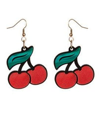 Cherries Earrings