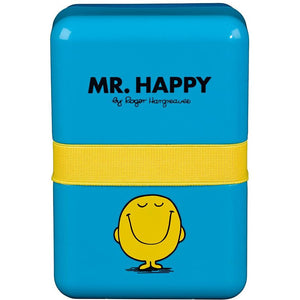 Mr Happy Lunch Box