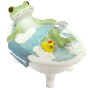 Copeau Display | 71739 | Frog Bath with Duck