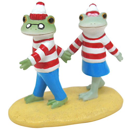 Copeau Display | 72058 | Frog Couple Dress in Wally (1706049896482)