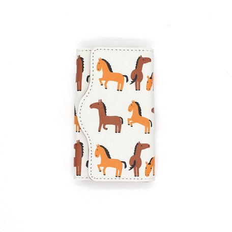 Little Animal | Key Case | Horse White | 正價 (4660486602826)