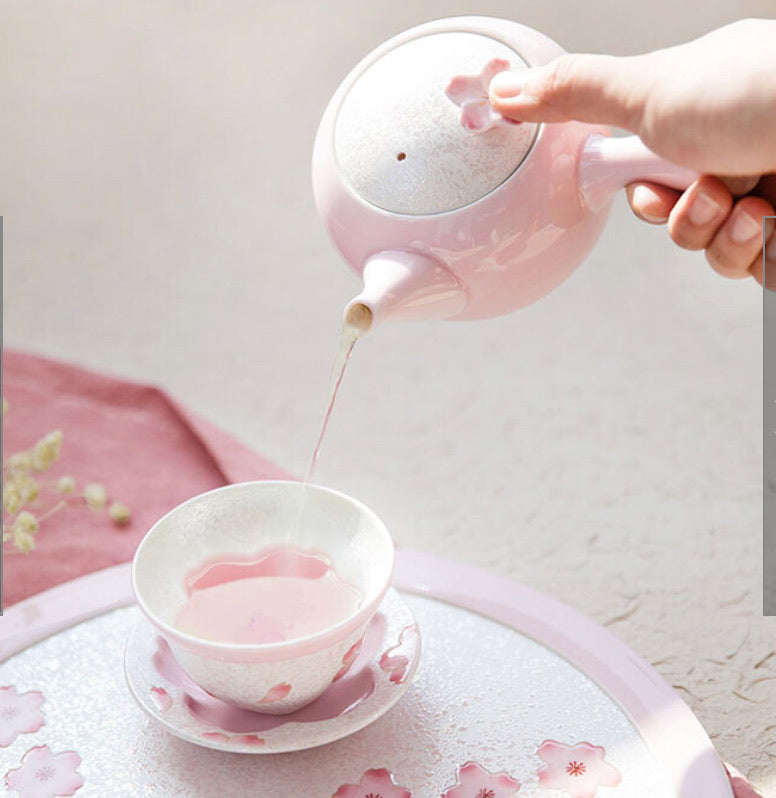 ARITA Ware | Japanese Tea Pot | Pink | 正價