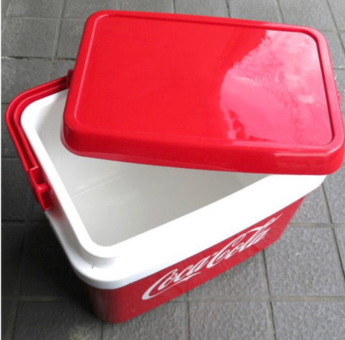COCA COLA | Outdoor Cooler Box | Red | 正價