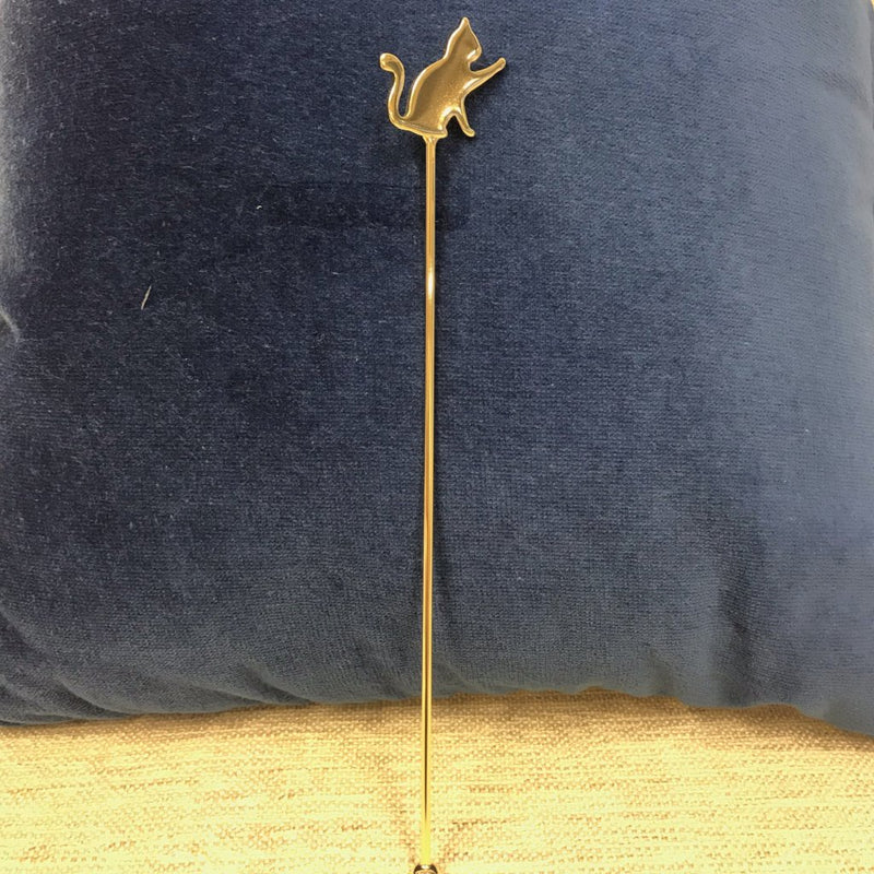 Cat Spoon | Gold (1729373306914)