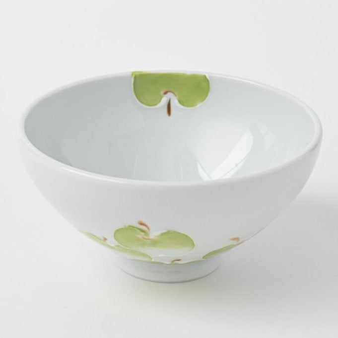 Arita Ware | Hand-Painted | Rice Bowl | Apple | 正價