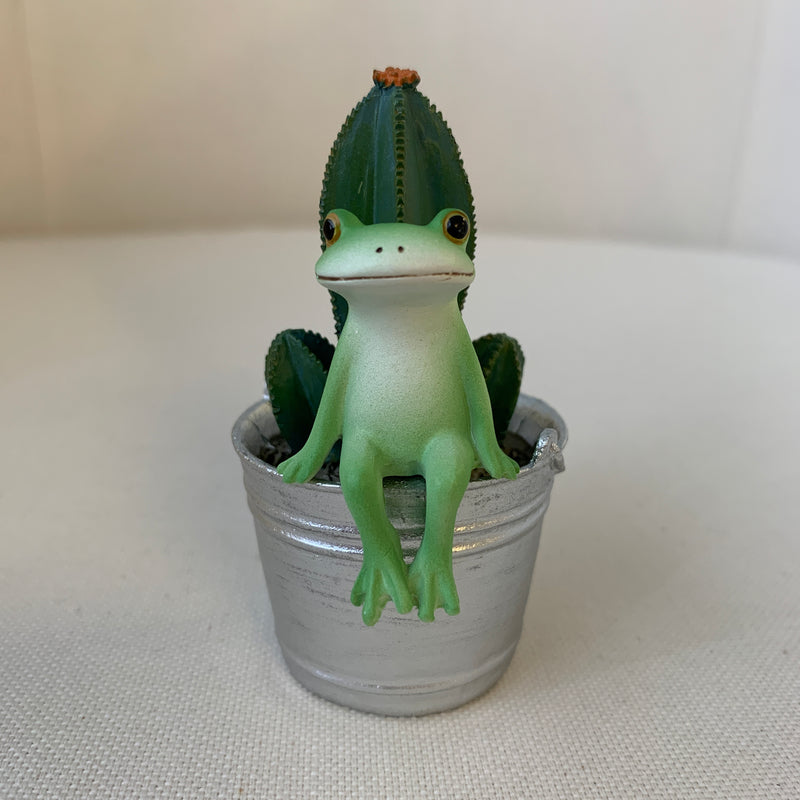 Copeau Display | 72224 | Frog and Cactus (3744454803490)
