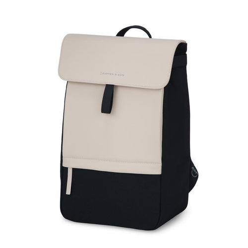 Kapten & Son | Backpacks | Cream Black (4579448586314)
