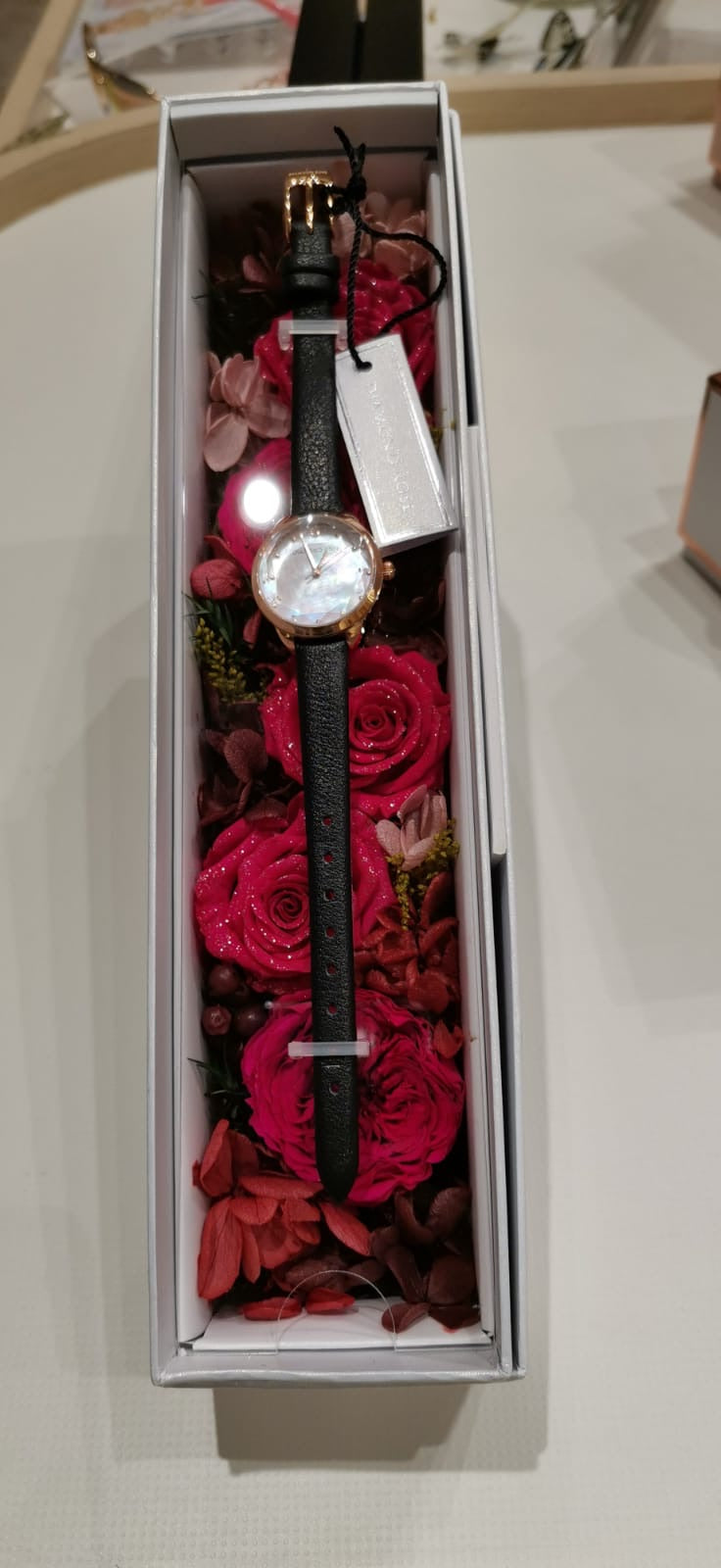 Diamond Rose | Women Watch | Brown (4781321846858)