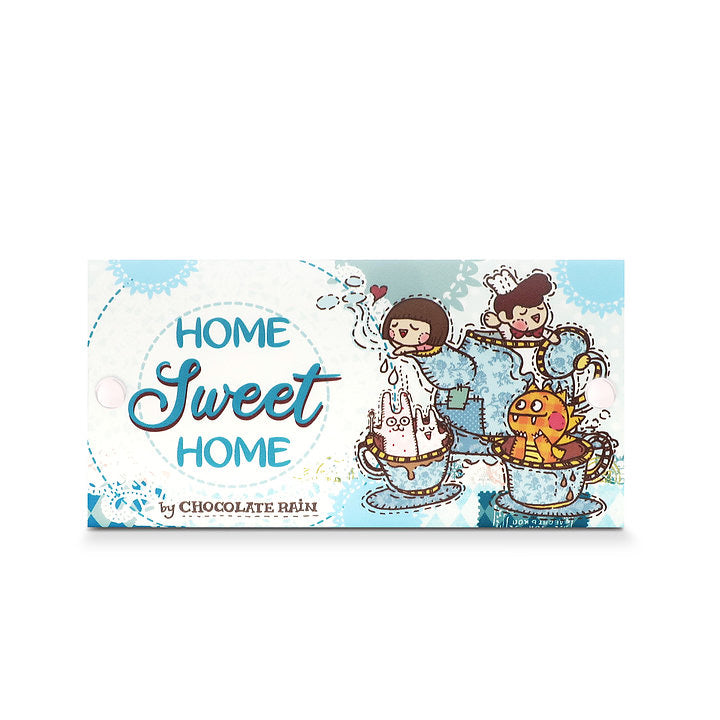 MASKfolio | Chocolate Rain | Home Sweet Home